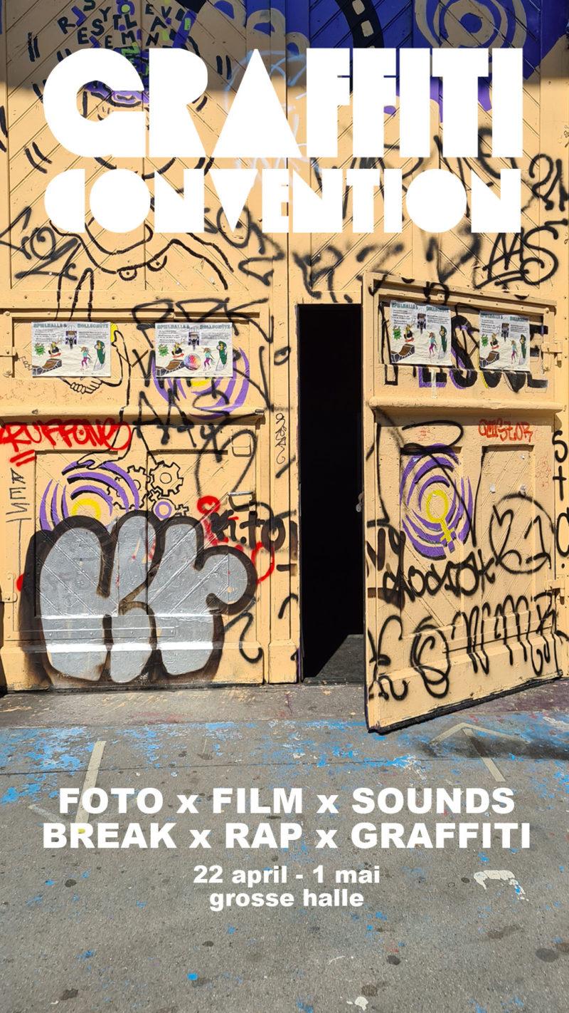 Graffiti Convention