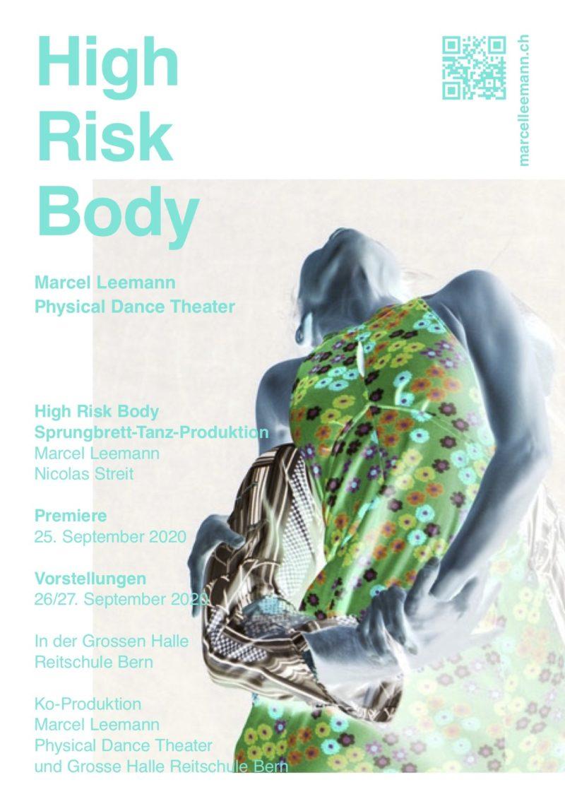 Marcel Leemann Physical Dance Theater: High Risk Body