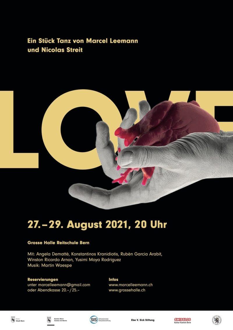 Marcel Leemann und Nicolas Streit: Love