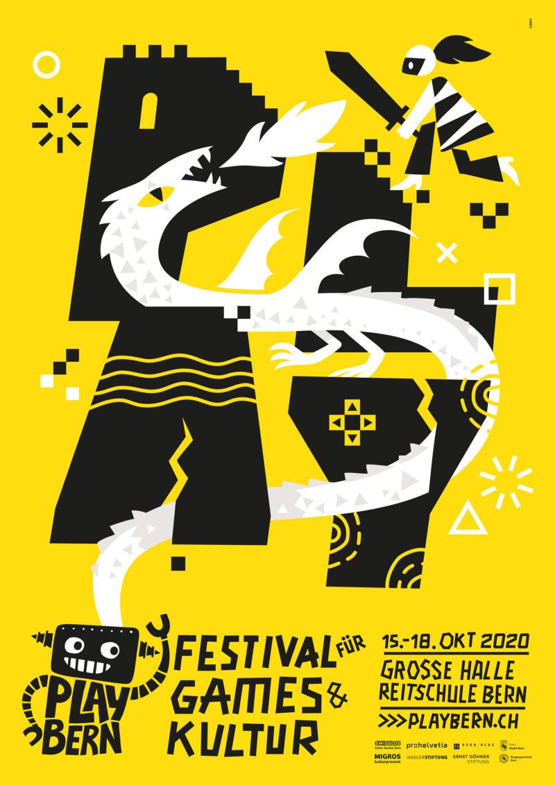 PlayBern Festival Freitag