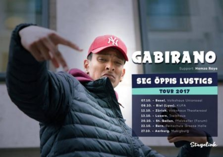 """Seg öppis Lustigs""-Tour 2017"