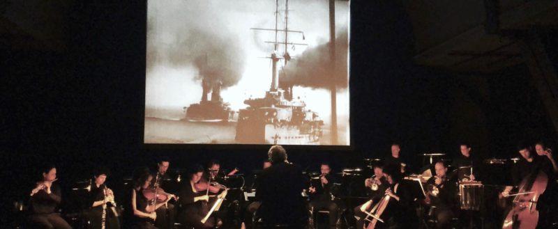Stummfilm mit Live-Orchester: Panzerkreuzer Potemkin