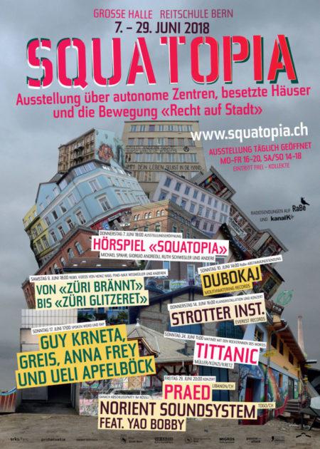 Vernissage Squatopia