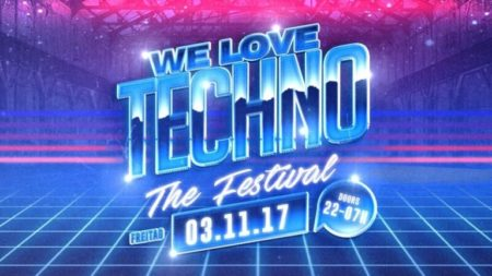 WE LOVE TECHNO - RETROFUTURE Edition